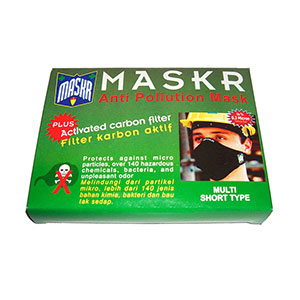 MASKR Carbon Mask