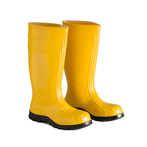 Rubber Boots Without Toe Cap