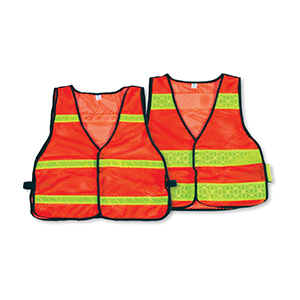 Safety Vest 3 Rows